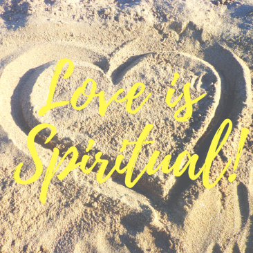 love is spiritual